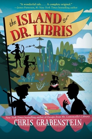 small The Island of Dr. Libris