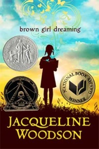 for website Brown Girl Dreaming by Jacqueline Woodson