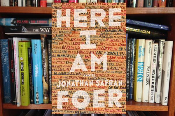Jonathan Safran Foer_Here I Am